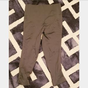 Brand New W/Out Tags Lululemon Olive Seamless 10